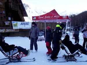 handi ski