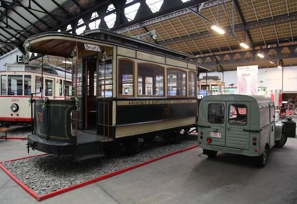 Musée des Transports en commun © FTPL - Patrice Fagnoul