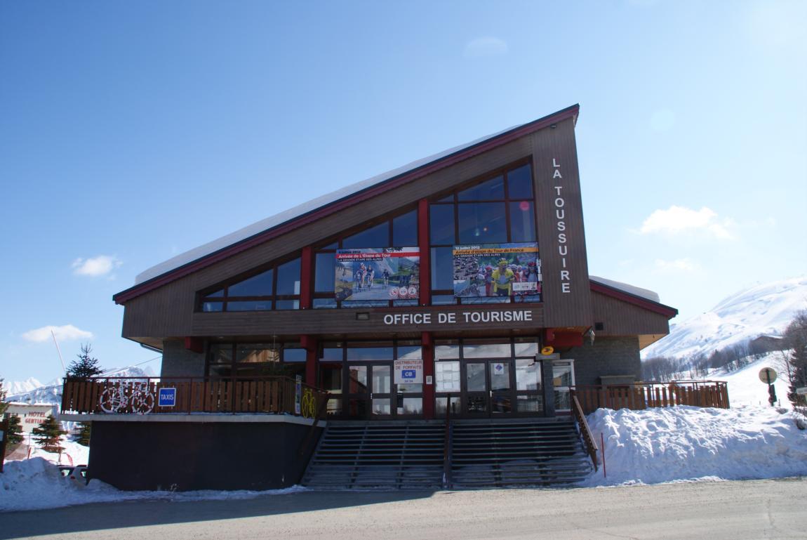 office de tourisme la toussuire