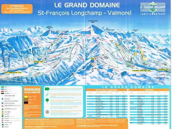 Station St François Longchamp à 15 minutes