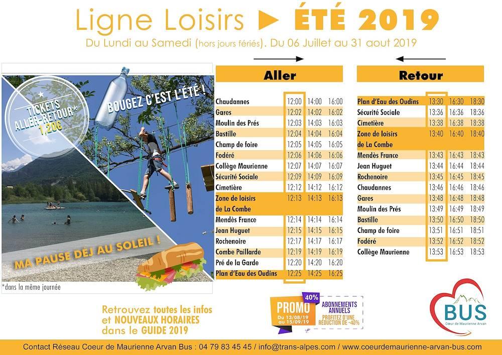TOC TOC LA LIGNE LOISIRS REVIENT !