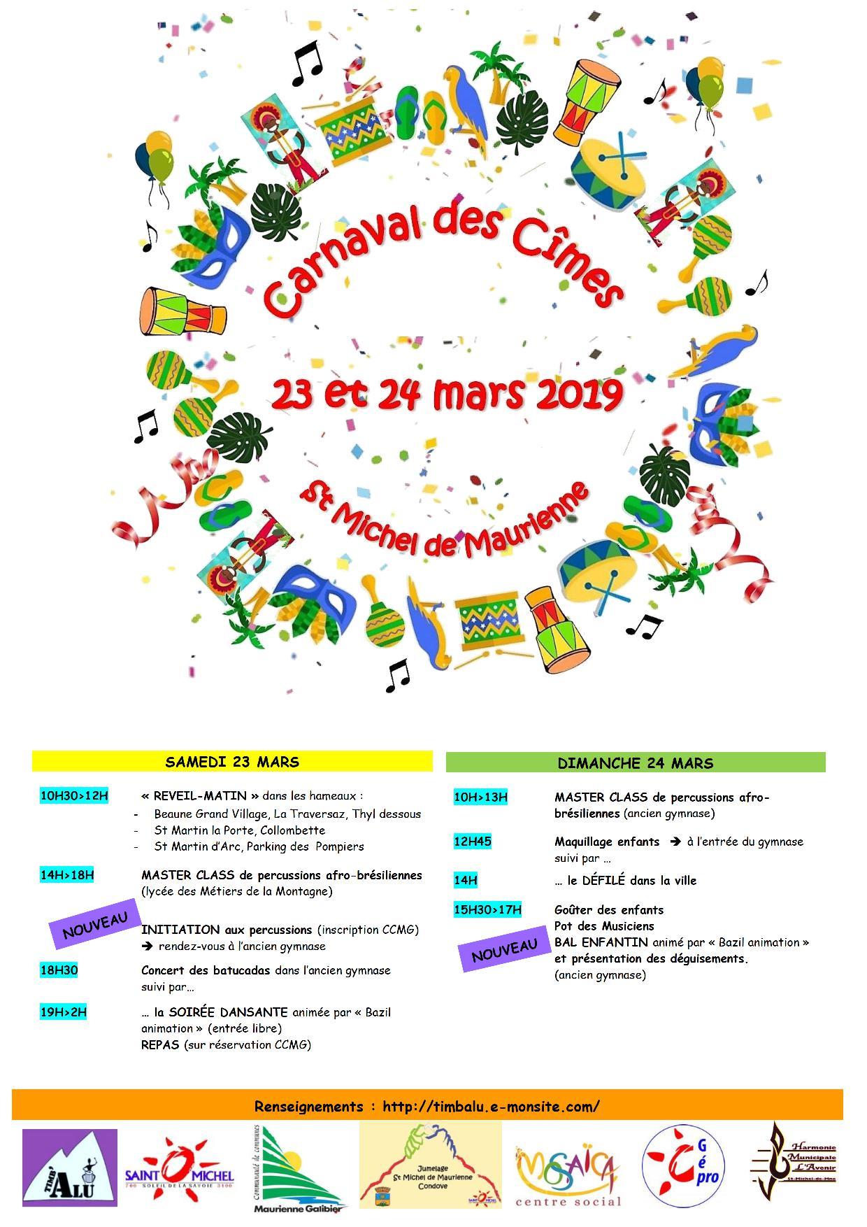 Carnaval des Cîmes