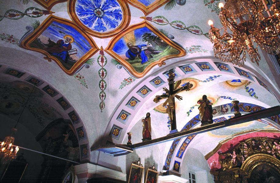 Visite guidée de l'église de Beaune