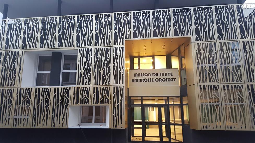 Maison de santé Ambroise Croizat