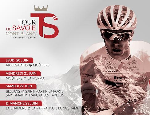 21ème TOUR DE SAVOIE MONT-BLANC