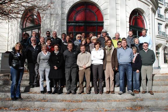 1er décembre 2011 - assemblée de l'association des refuges