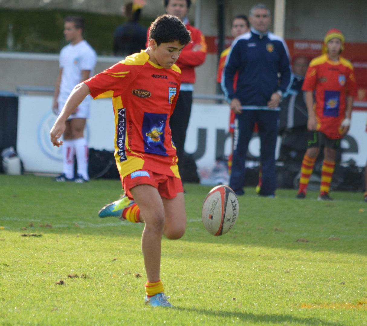 usap association stage rugby enfant 2015 perpignan font romeu pyr n es orientales. Black Bedroom Furniture Sets. Home Design Ideas