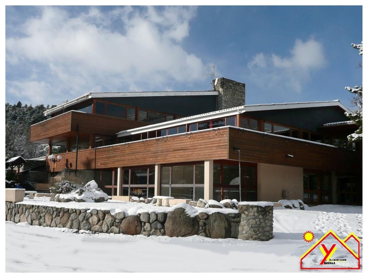 Village Club Yravals en hiver  © Village Club Yravals