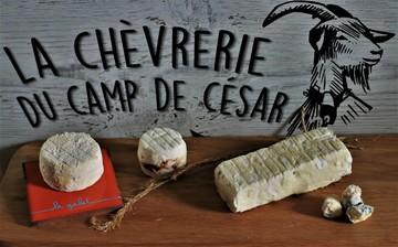 © CHEVRERIE DU CAMPS CESAR