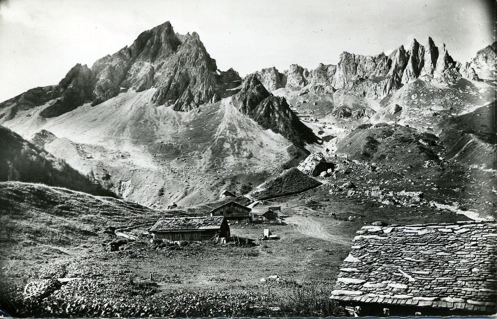 La Balme en 1930