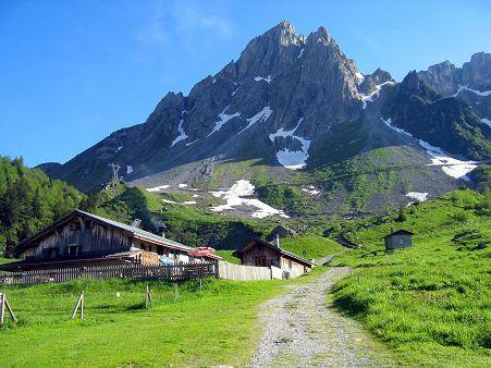Refuge de la balme les contamines montjoie tour du pays du mont blanc - Office tourisme les contamines montjoie ...