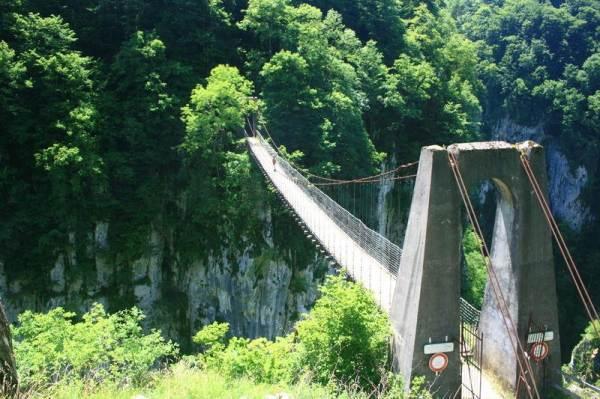 Le Val du Gave d'Aspe