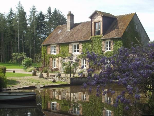 Le Moulin de Crouy