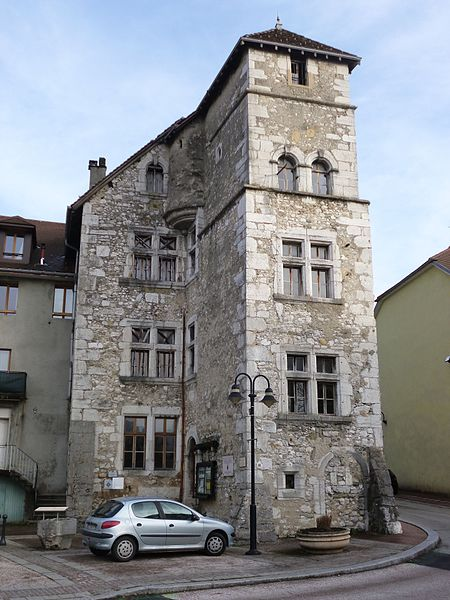 commanderie des échelles © wikipédia